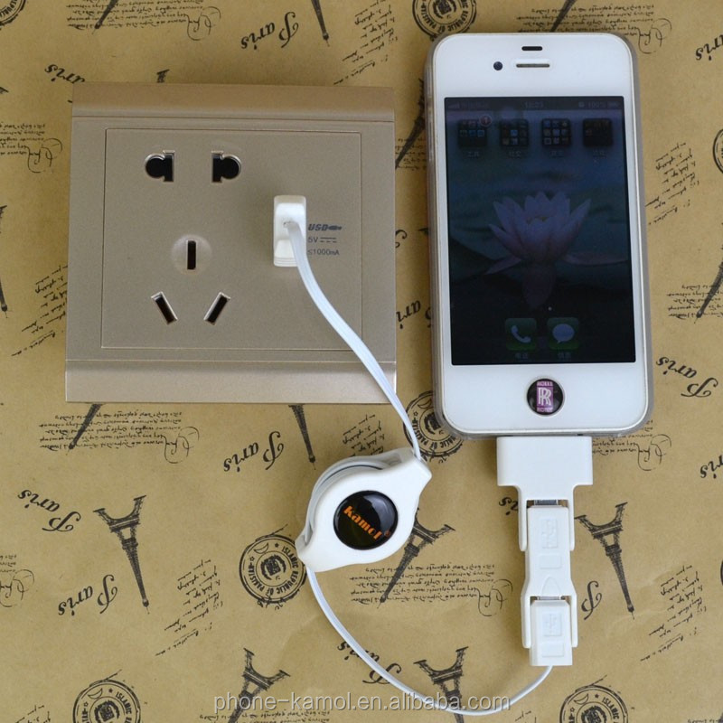 Factory new tems 6 way outlet power socket, very useful electrical socket usb 220v