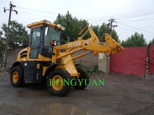 Construction Equipment Wheel loader manufacturer ZL12F Small Wheel Loader With CE for sale