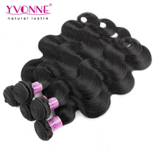 Yvonne wholesale cabelo indiano virgem humano natural