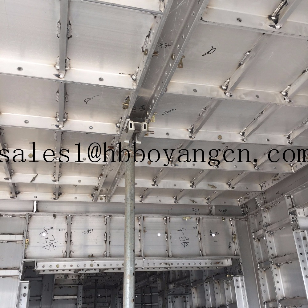 residential building aluminum formwork advantages concrete panel formwork,
