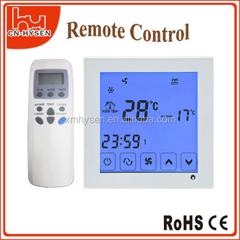 HY03AC Digital HVAC System Air Conditioner Room Thermostat