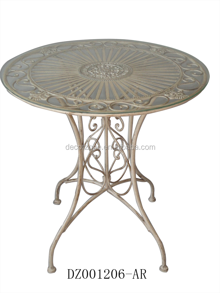 metal coffee table with glass top design for sale buy