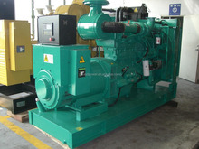 350kva diesel electrogene group water cooled electric super silent generator