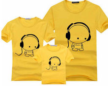 100 cotton men t shirts women hot sale digital t-shirt printer design family matching couple sport t shirt