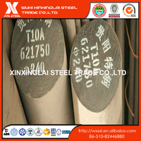 T10A Senior high carbon tool steels china tool steel round bar Din 1.1645