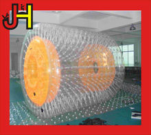 Inflatable Water Rolling Ball for Kids, Inflatable Hamster Ball, Roll Inside Inflatable Ball