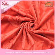Lovely good hand feeling red light-colored fabrics for toys