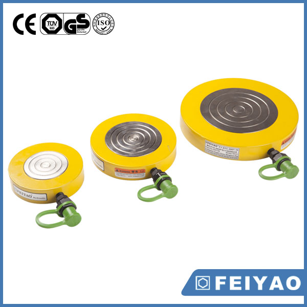 Thin hydraulic jack small electric jack mini lifting jacks