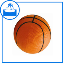 yiwu supplier Promotional ECO-friendly Custom pu foam anti Anti Stress Basketball
