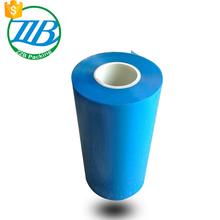 blue / black / white plastic pe film packaging roll