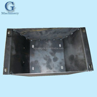 ISO9001 Factory Price Metall Sheet Fabrication with High Quality