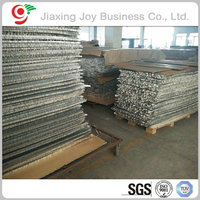 Aluminum honeycomb core composite panel , new construction materials, mobile home ceiling panel