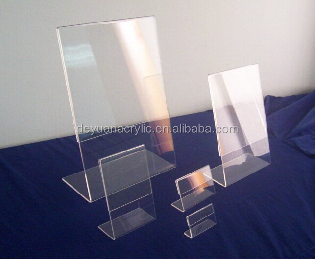 Special Custom Acrylic cosmetic display Stand