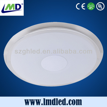 ceiling led light 36w high power rgb dimmable low profile led ceiling light