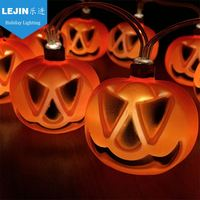 Halloween lighted battery operated decorative lights with timer