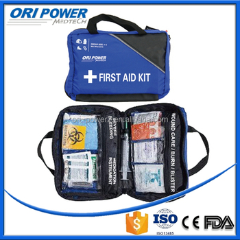 OP CE FDA ISO approved vehicle best travel irst aid car medical kit