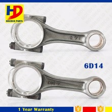 Connecting Rod Bearing Manufacturers For 6D14 Connecting Rod