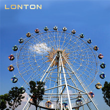 China CE Outdoor Amusement Park Ride Ferris Wheel for Sale