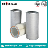 Shengda Factory Dust Collector Air Filter Cartridge