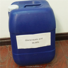 glacial acetic acid food grade 99.85% GAA supplier price
