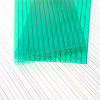 hollow tinted polycarbonate sheet