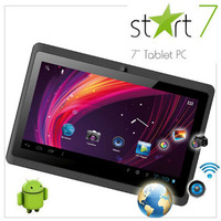 "Tablet Start 702 7"" A13 Cortex A8 Wi-Fi 802 Webcam Android 4.0 Ice Cream"