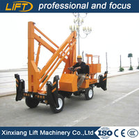 Low factory price supply self propelled boom lift