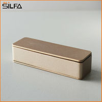 Silfa new rechargeable USB lighter gold metal wholesale softball gifts