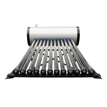 12 tubes 150l compact high pressure solar water heater (heat pipe)