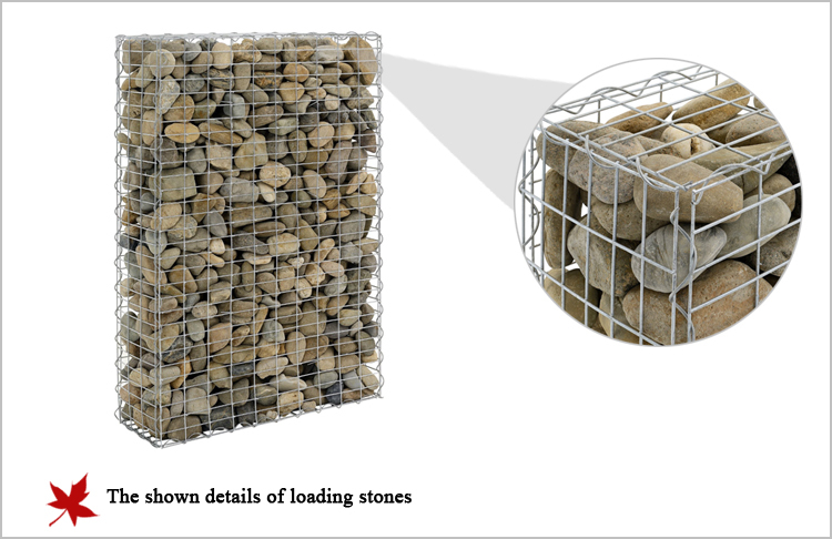 Factory!!!high quality stone gabion basket prices