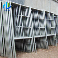 Modern light weight h frame scaffolding specifications material for Construction business