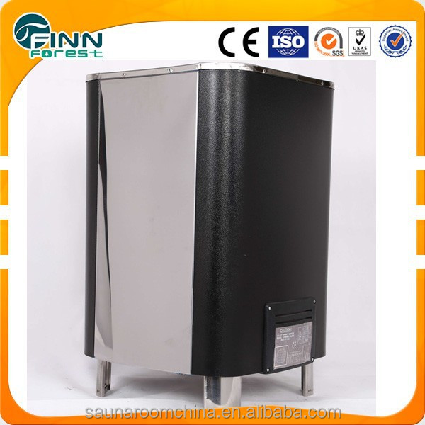 Guangzhou sauna product supplier dry steam sauna room use traditional sauna heater