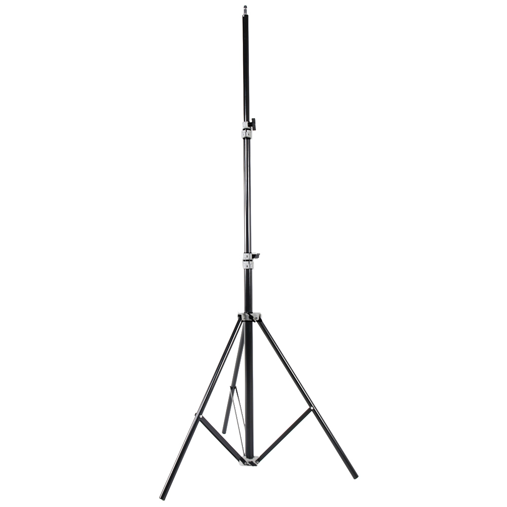 New 1.9m Aluminum Photo/Video Tripod Light Stand For Studio Kit Lights