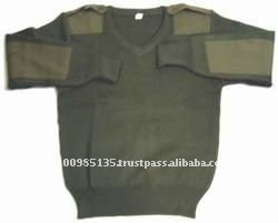army wool sweaters