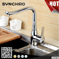 SKL-32119 Factory sell China new designs durable brass kitchen faucet