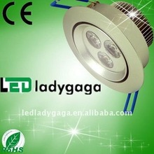2013 hot sell high brightness 3w surface mounted led ceiling light