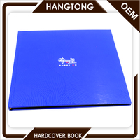 Cheap printed publishers hardcover book printing menus book printing