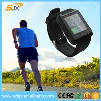 U8 touch screen outdoor mobile phone smart watch