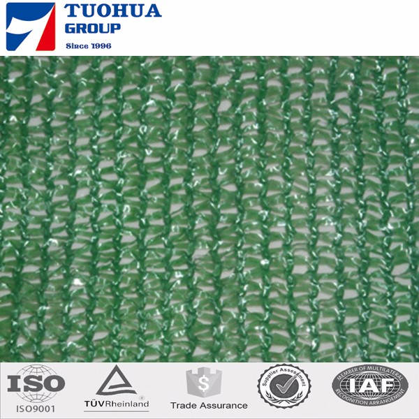 80g blue and green construction debris netting