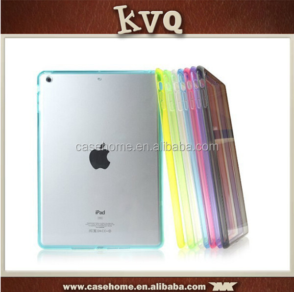 New design Custom Soft TPU case for ipad mini 4