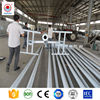 2m 4m 6m 8m commercial lamp post / aluminium street light pole