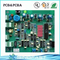 Computer and phone motherboard PCB assembly pcba