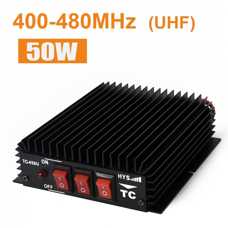 400-480mhz UHF Two Way Radio Power Amplifier TC-450U
