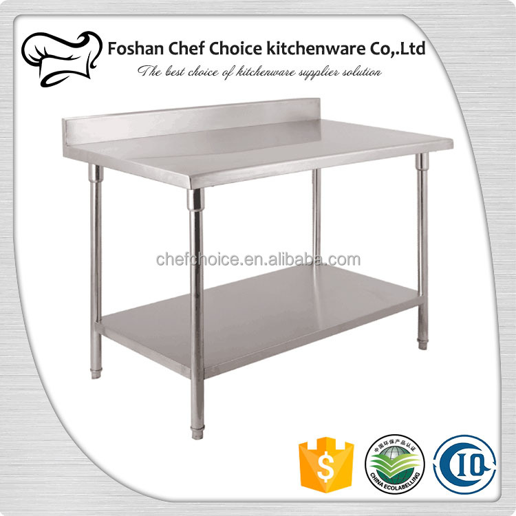 Stainless Steel Berjaya Steel Stainless Steel Worktable Folding Worktable Garage Metal Workbench Worktable