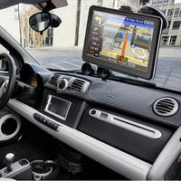 7 Inch HD Touch Screen Portable Car GPS Navigation with128MB RAM, 4GB ROM, Multi-langage, Free Map