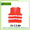 New High Visibility Warning Security Working Vest With Reflective Stripe