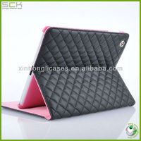For Ipad 2/3/4 luxury leather stand case cover