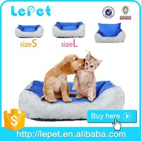 Factory wholesale washable dog sofa pet bed for dogs handmade dog bed