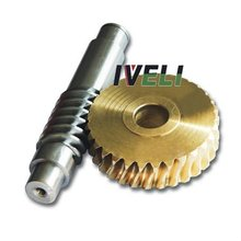 brass worm gear for WD worm gearbox