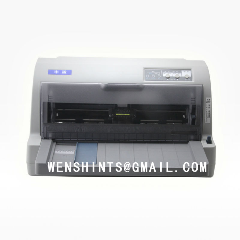 Flatbed printer FH-630 80- Column stylus printer, compatible with E P S O N dot matrix PRINTER lq630